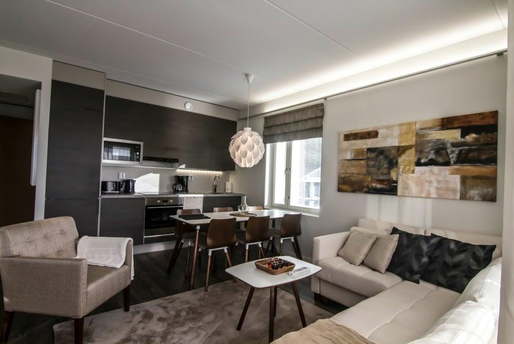 Apartment im Hotel Vuokatti & Suites