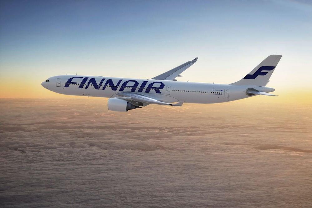 Airbus © Finnair Visit Finland