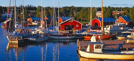 Tallink Silja Aland Inseln
