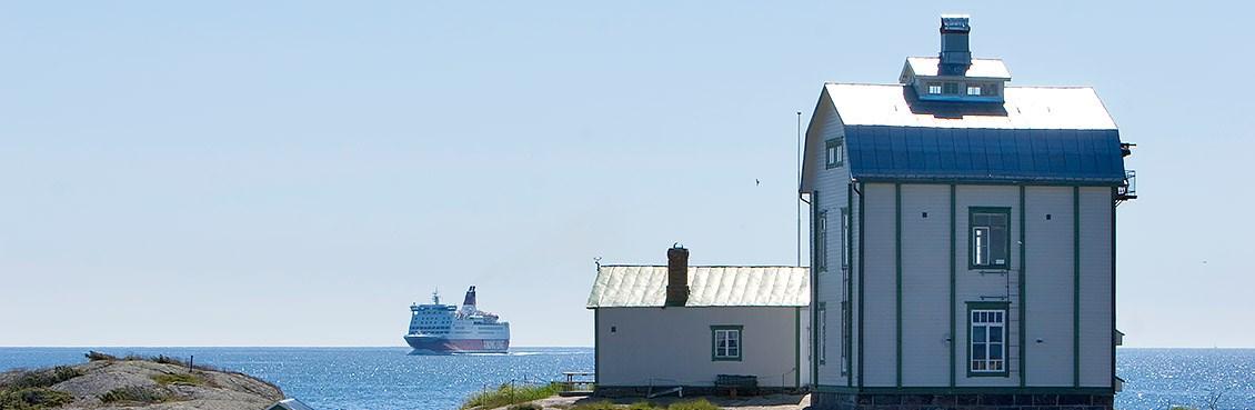 Aland Inseln Viking Line