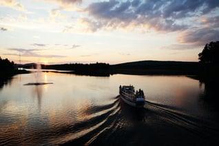 Håkan Stenlund_Sorsele, Water