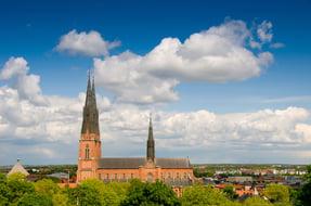 Mark Harris_imagebank.sweden.se_uppsala_cathedral
