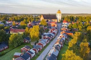 SL_Luleå Gammelstad Churchtown Unesco_Peter Rosén