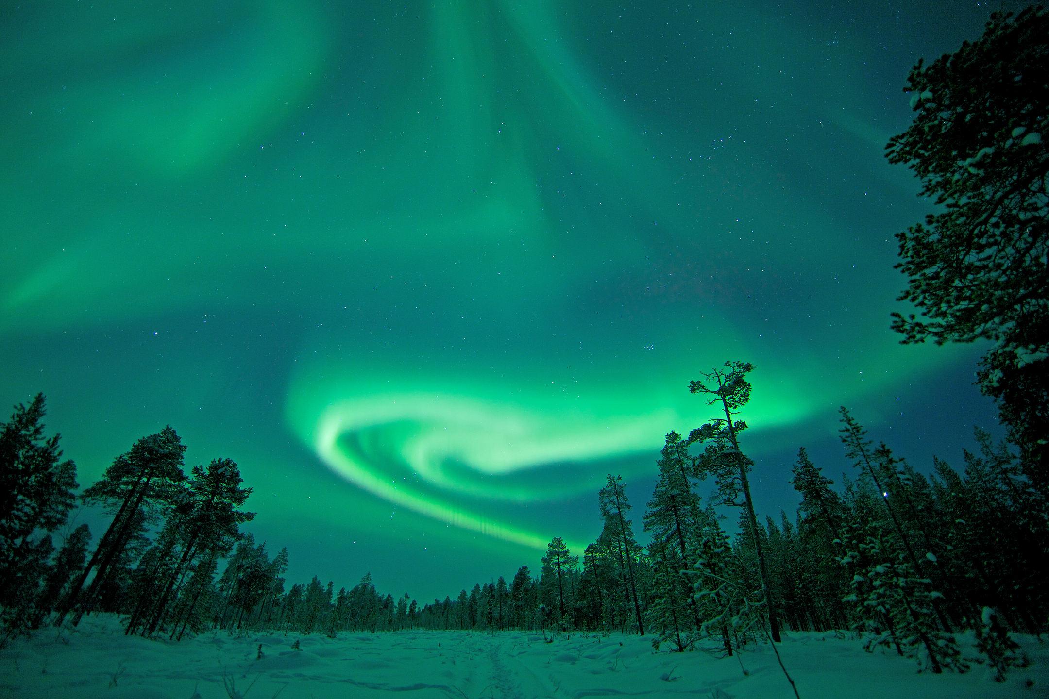 Northern Lights Finnland