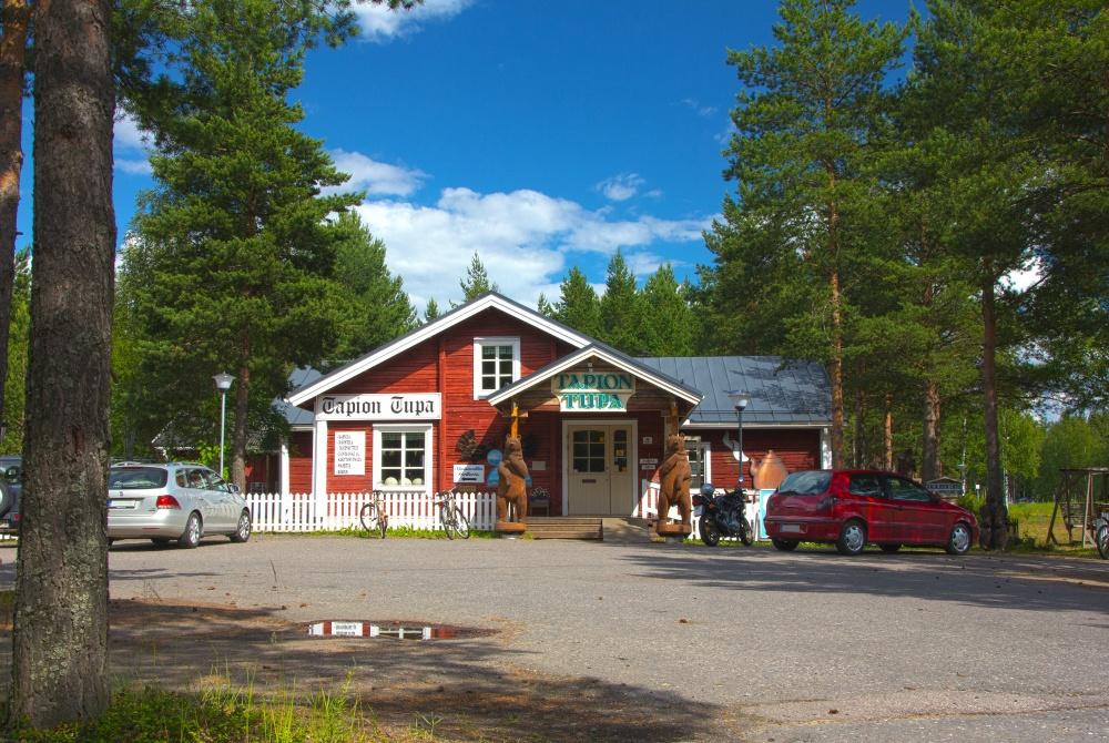 Multiaktivwoche Kalajoki Tapion Tupa