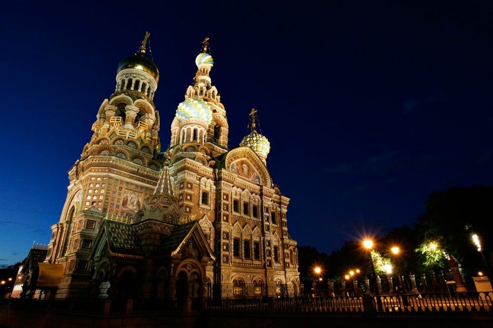 St. Petersburg Kathedrale
