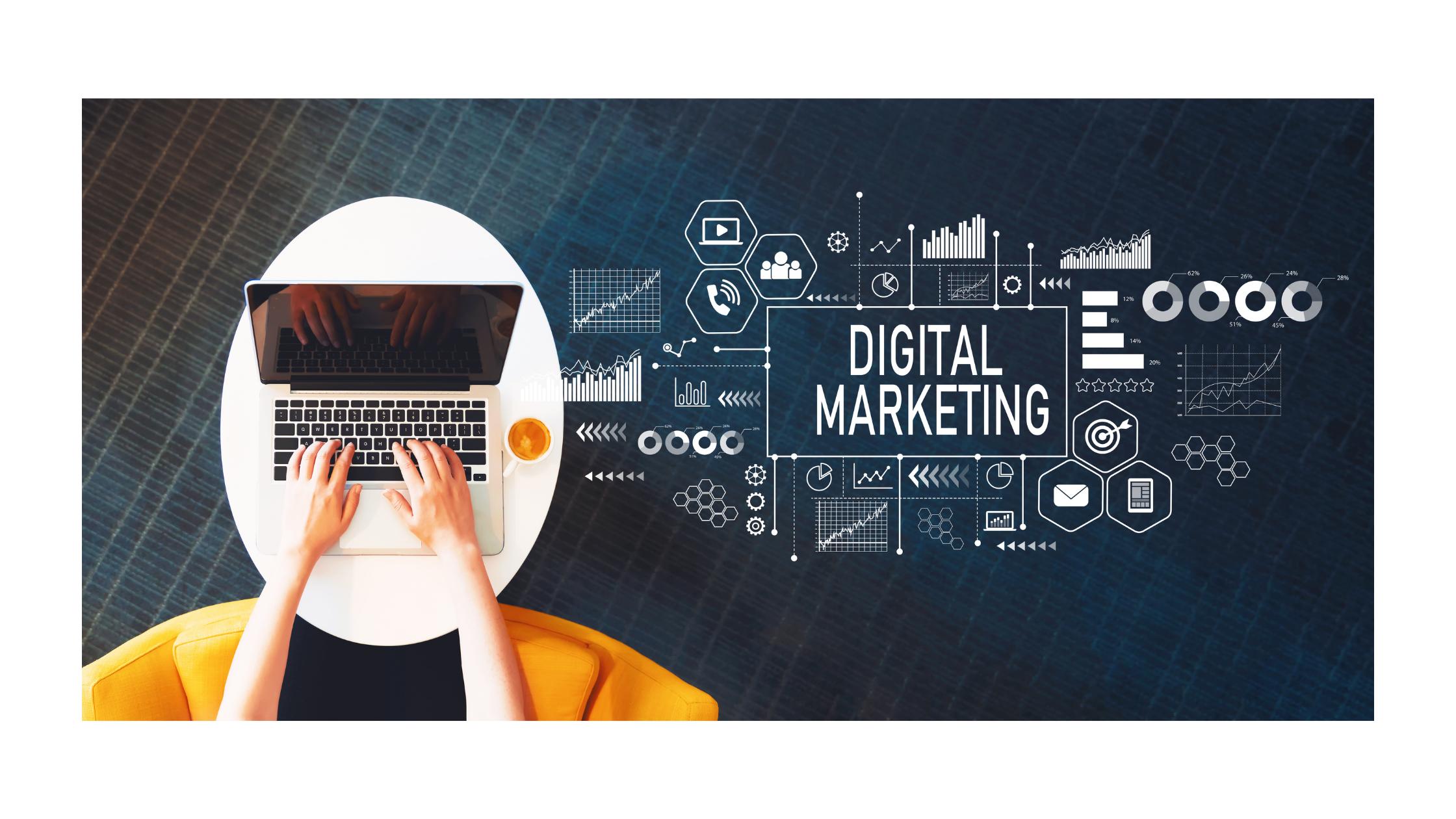 Digitaalisen markkinoinnin ja myynnin koulutus - Tampere 2021 - etäosallistuminen mahdollista