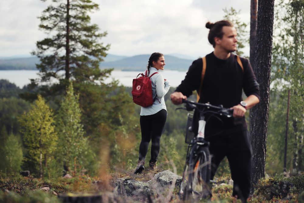 Kemijarvi-Wandern-Fahrrad