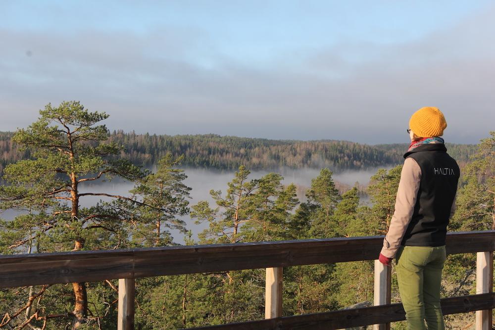 Finnland Espoo Haltia Nature Trail