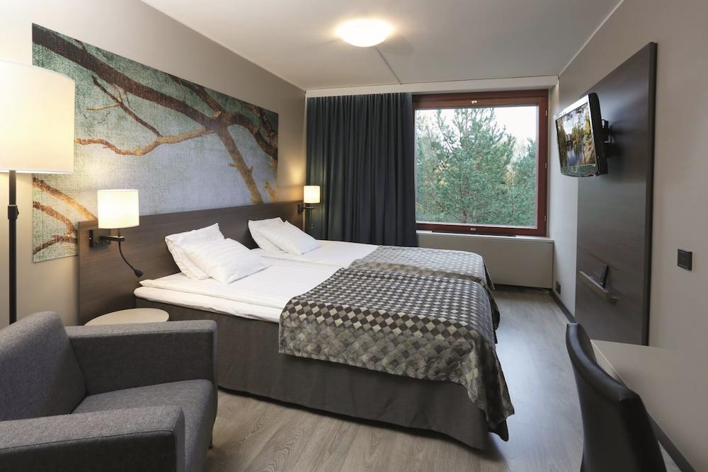 Finnland Espoo Hotel Korpilampi Zimmer