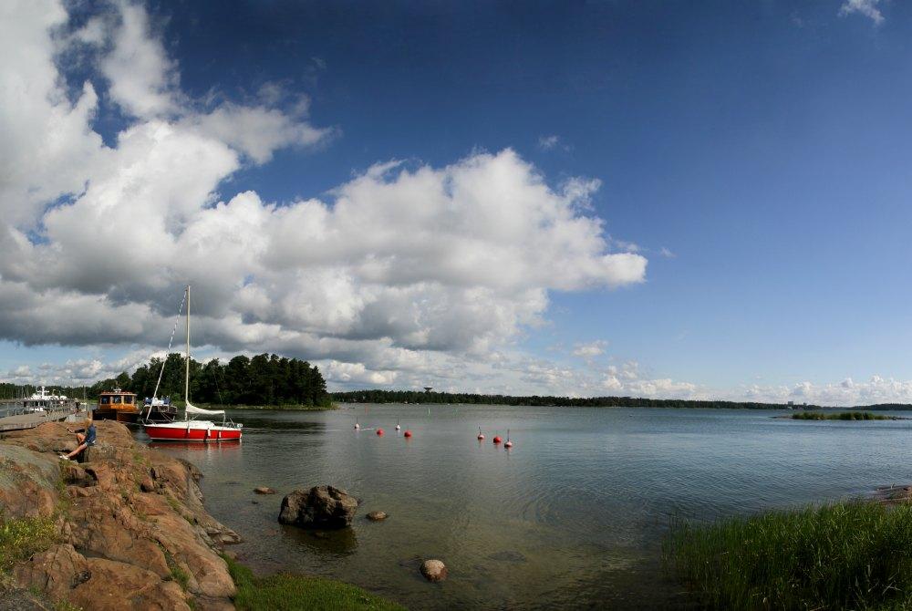 Espoo-Insel-Schärenwelt