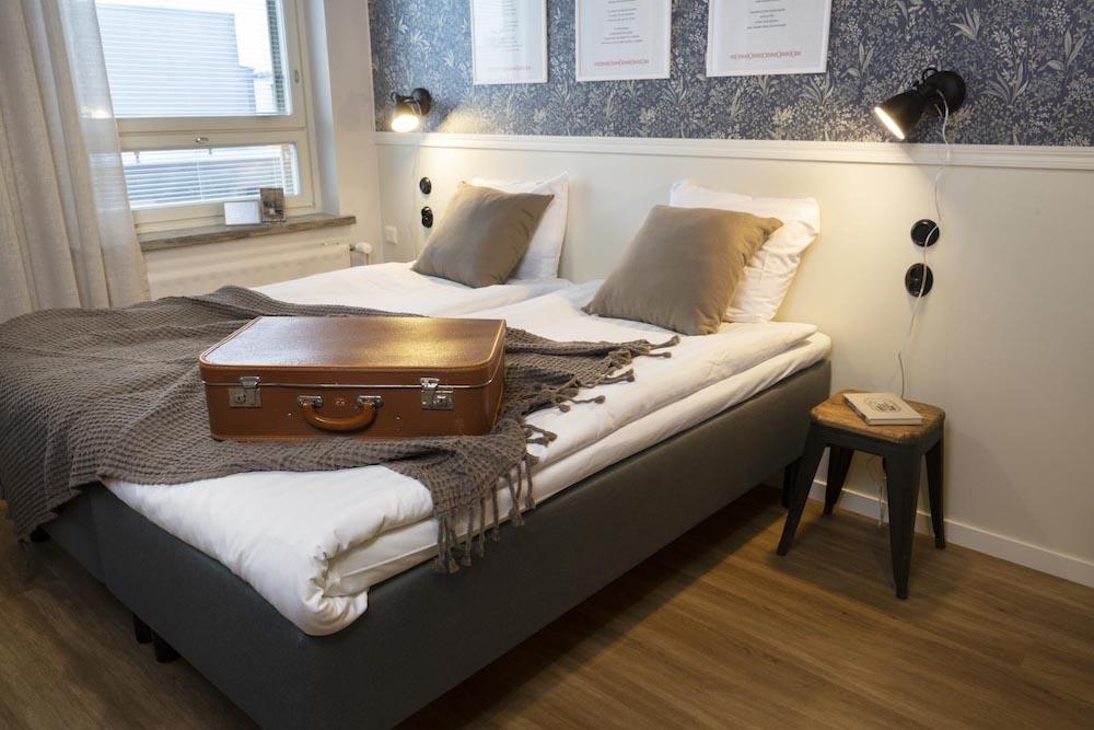 Finnland Kulku-Lietsu Boutique Aparthotel-bedroom © Lietsu Boutique Aparthotel
