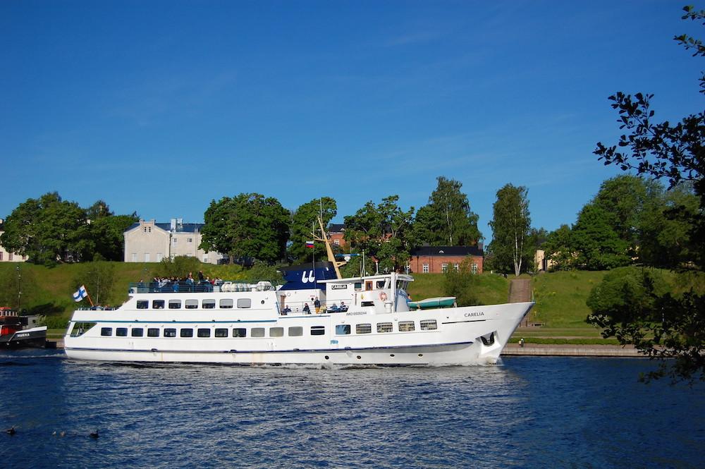 Finnland Kulku-Saimaa Travel-Carelia © Saimaa Travel