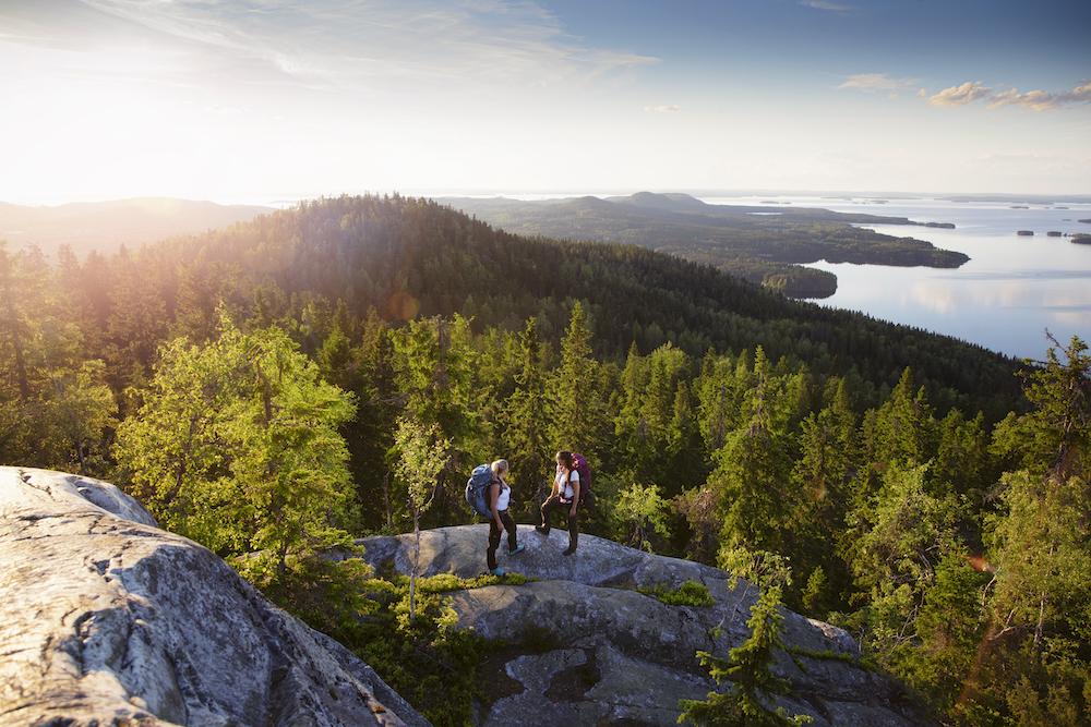 Finnland Kulku-VisitKarelia-hiking © VisitKarelia