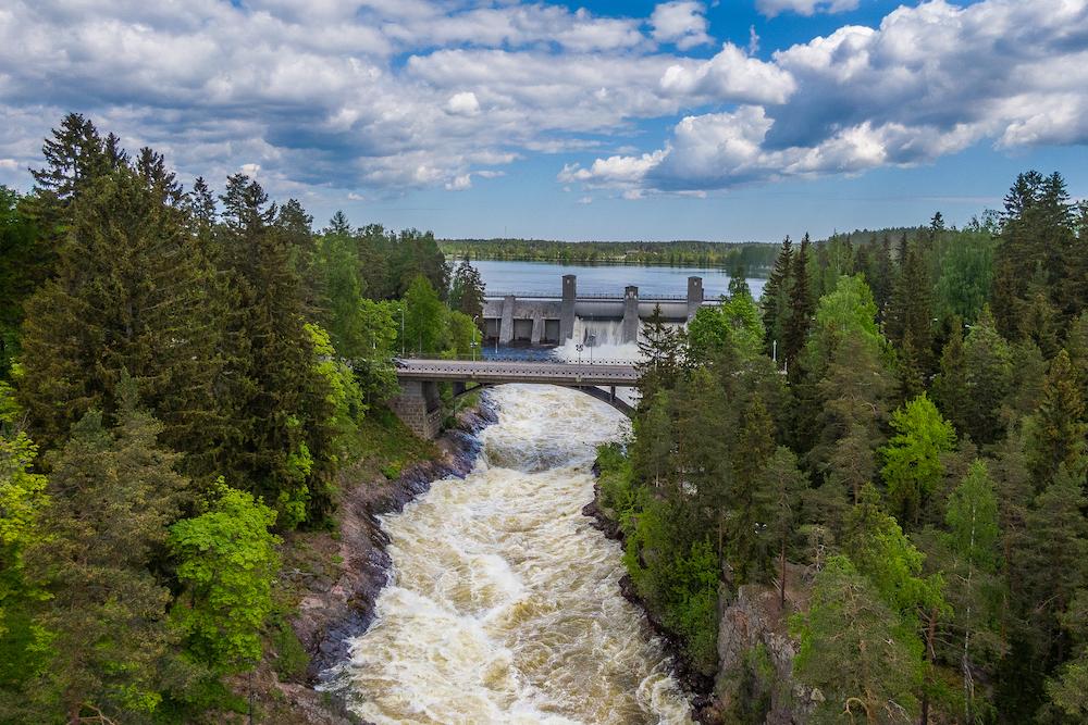 Finnland-Kulku-goSaimaa-Imatrankoski ©goSaimaa