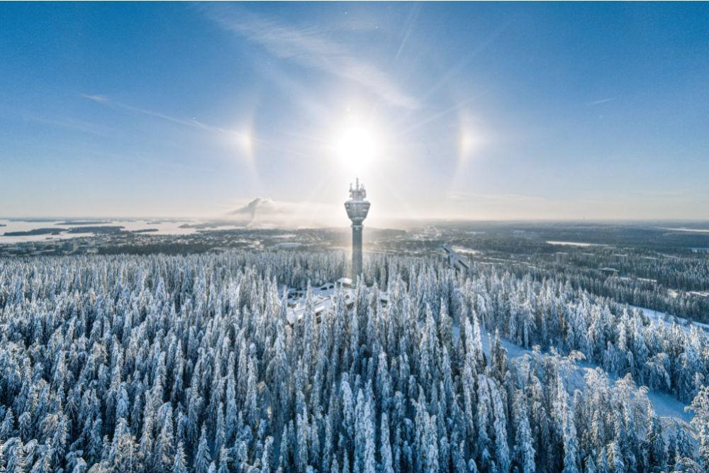Northern Savo Lakeland-Puijo copyright Wille Markkanen