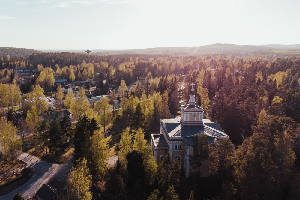 Northern Savo Lakeland_Rautalampi _Copyright_Jason_Leskinen