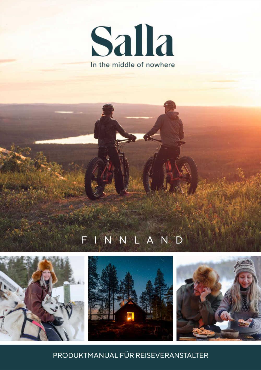 Produktmanual Salla Finnland