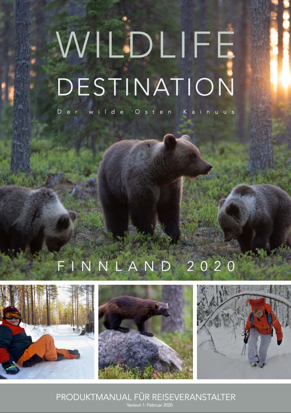 Produktmanual-Wildlife-Destination-2020-Cover