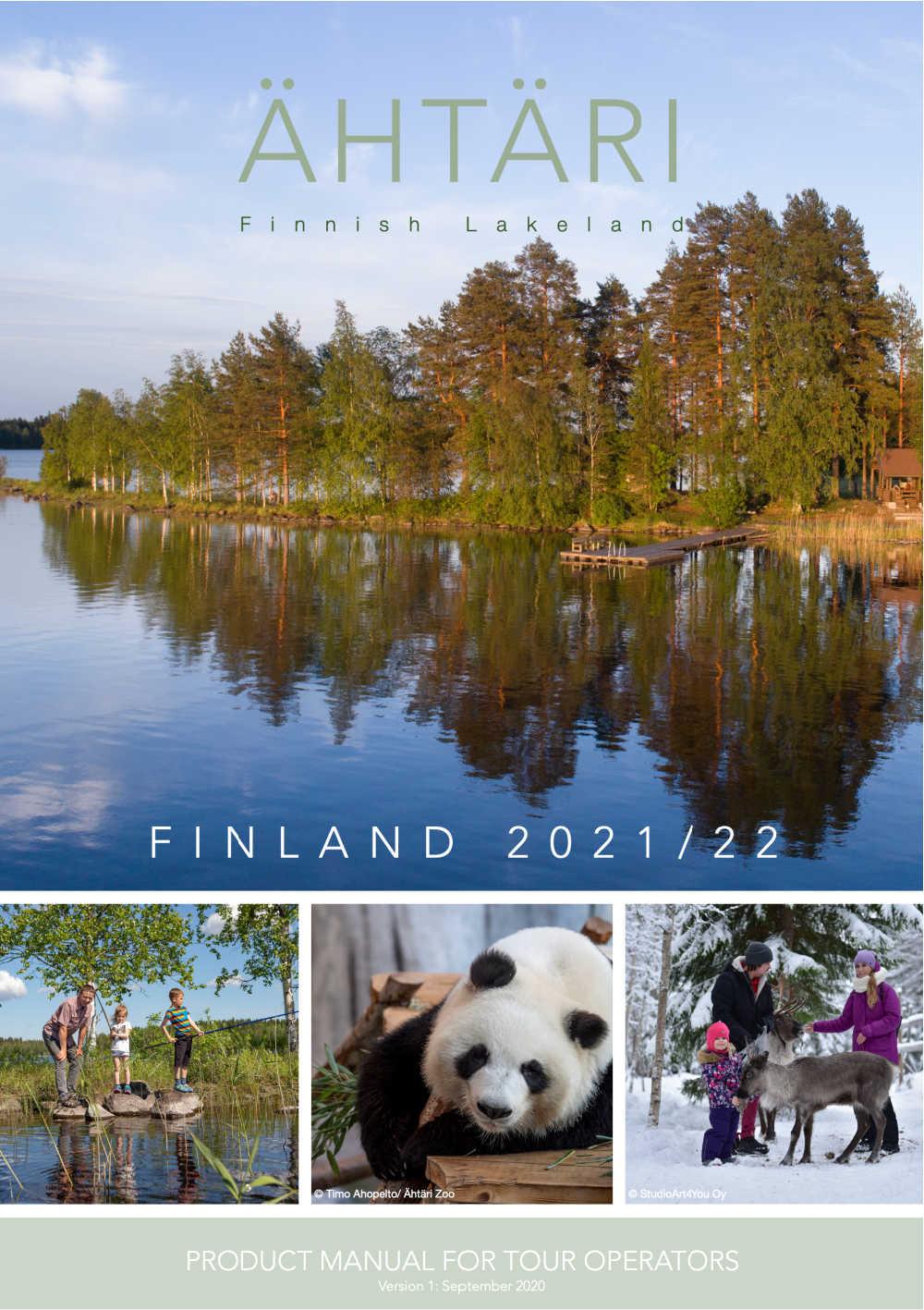 Product Manual-Ahtari-Finland-2021-22-EN
