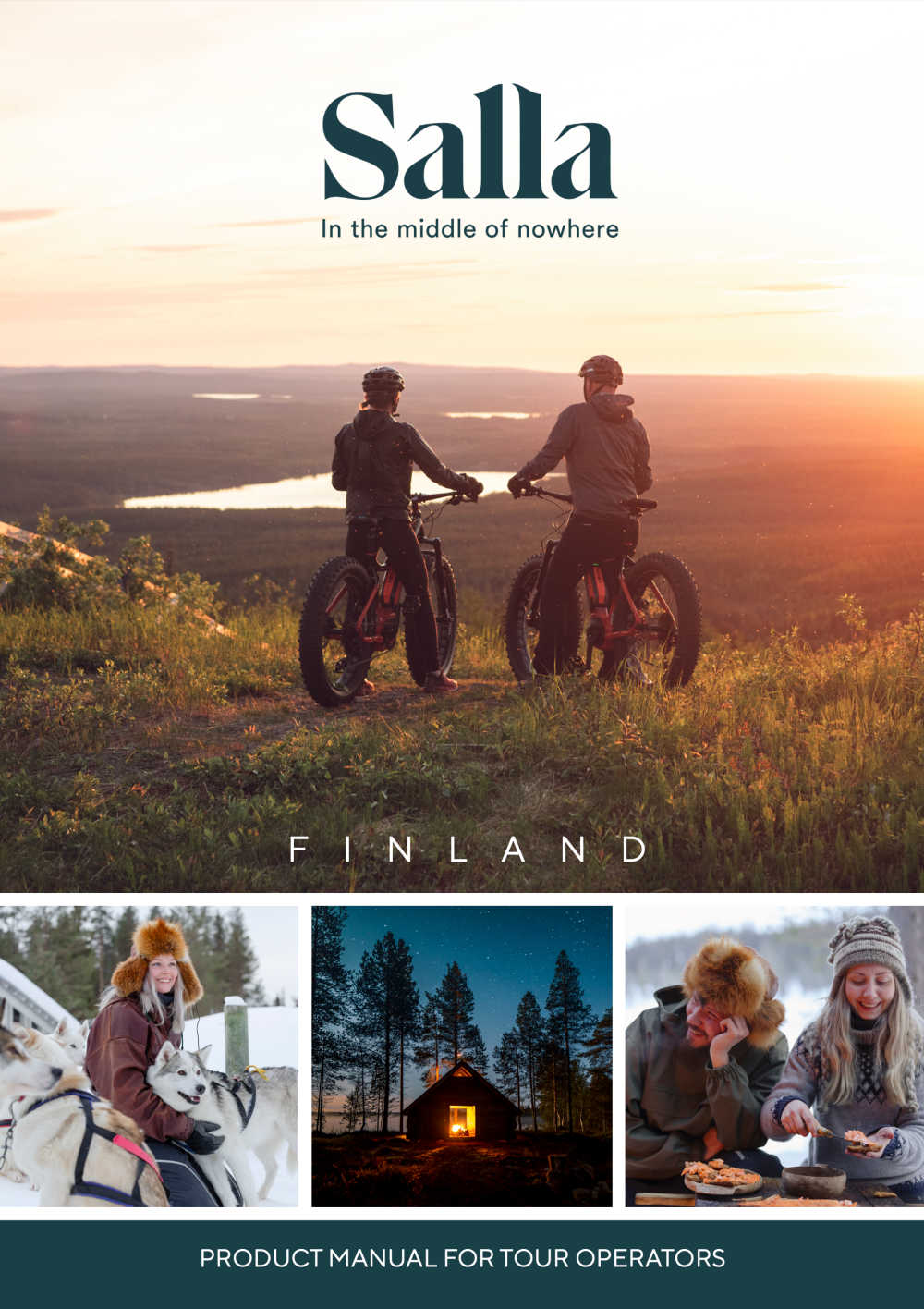 Product manual Salla Finland-2021