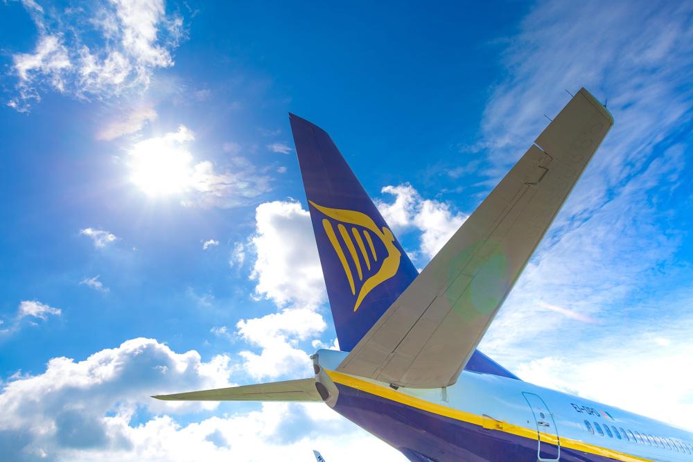Ryanair mit neuer Basis in Schweden und rund 20 neuen Strecken