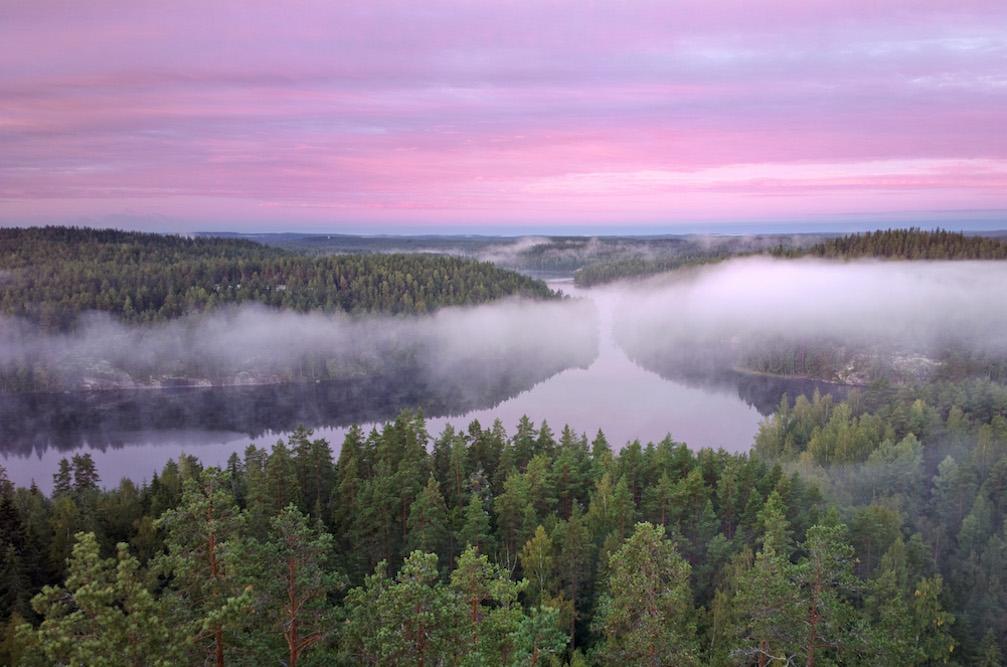 Nationalpark Kouvola u. Kotka-Hamina - Repovesi_usva