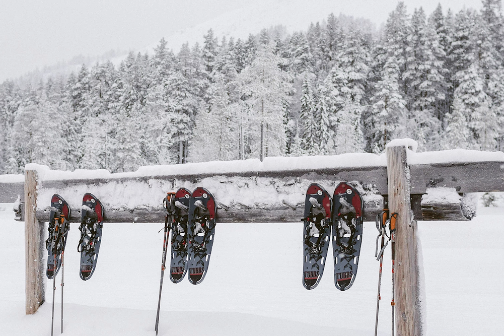 Finnland Syöte Hikesn Trails