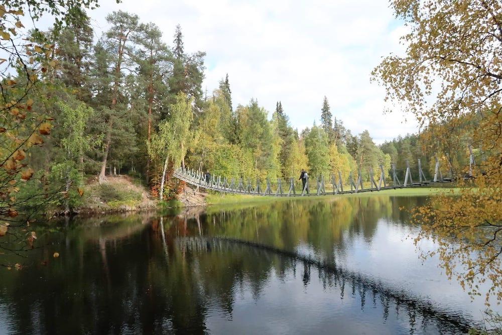 Finnland Salla Karhunkierros