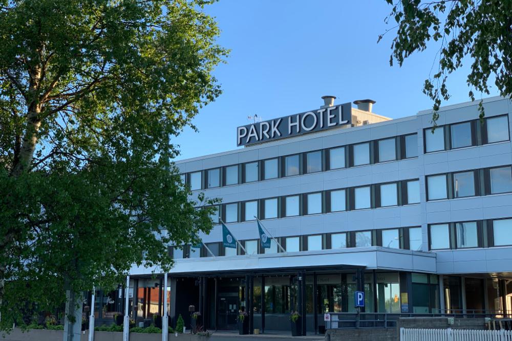 HaparandaTornio-Park Hotel Tornio-exterior © Park Hotel Tornio