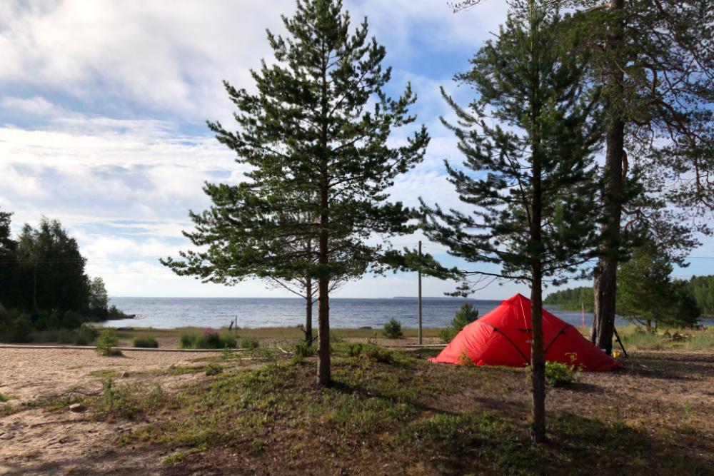 HaparandaTornio-Seskarö Havsbad & Camping-view © Seskarö