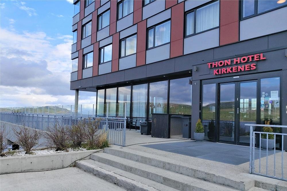 VAE_summer_1_Thon Hotel Kirkenes