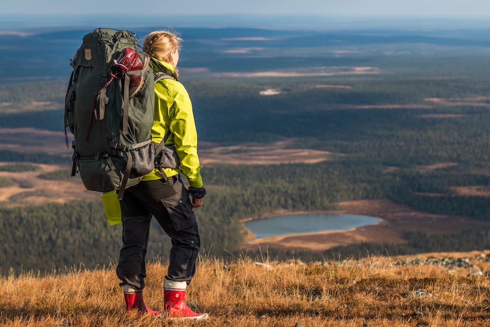 VAE Muonio Hiking © Visit Finland  Mikko Karjalainen