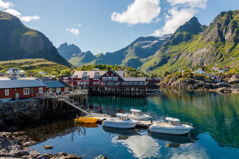 VAE Norwegian Travel Company Summer © Norwegian Travel Company