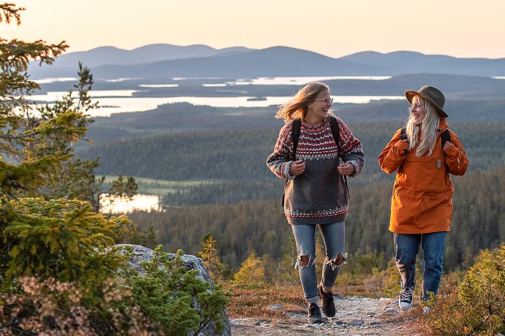 VAE Visit Ylläs hiking © Visit Ylläs