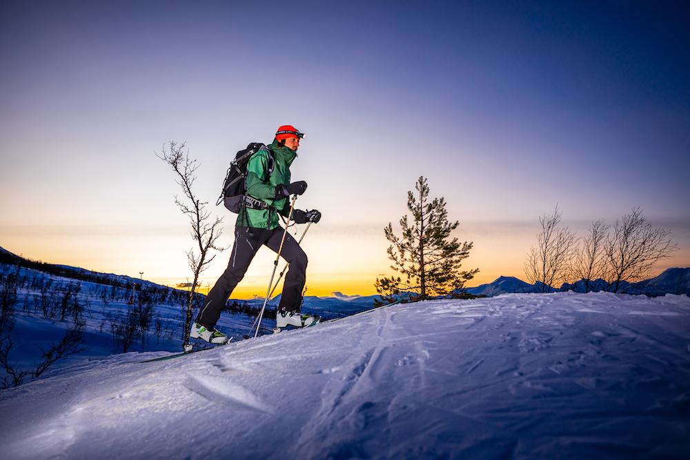 VAE  Målselv Fjellandsby ski tour ©  Målselv Fjellandsby