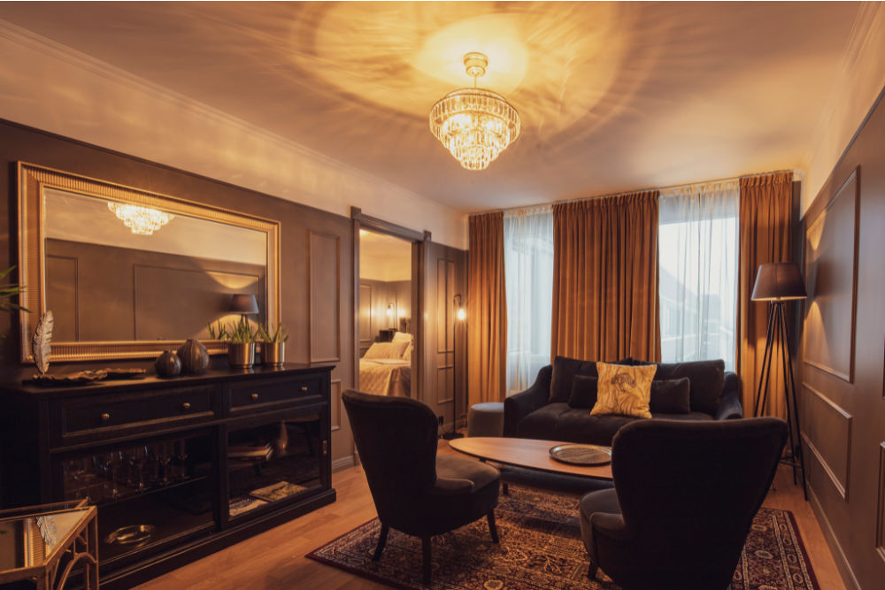 VAE Haparanda Stadshotell-hotel room