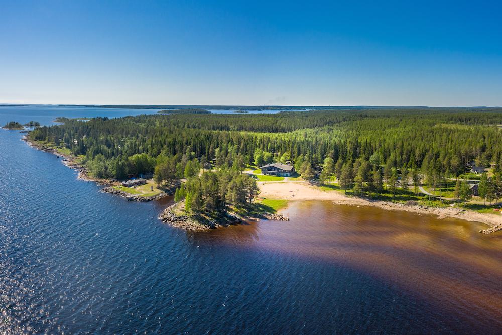 VAE Summer 4 Brändön  Lodge Pine Bay Lodge © Q.Elpers