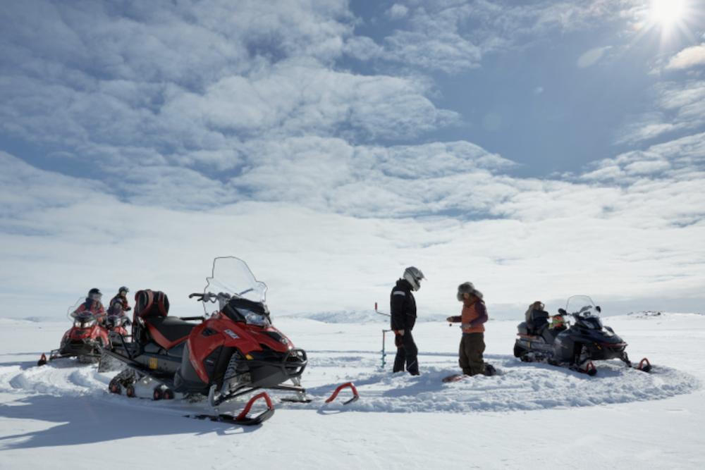 Lapland Hotels Kilpis Winter copyright Lapland Hotels
