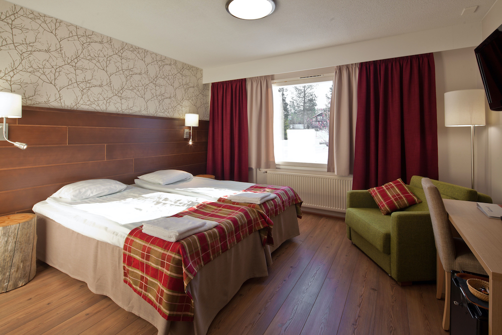 Levi Lapland Hotels & Safari
