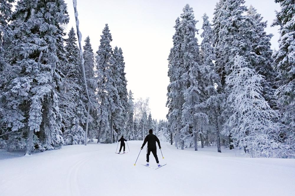 Haparanda Skiing copyright Visit Haparanda Tornio