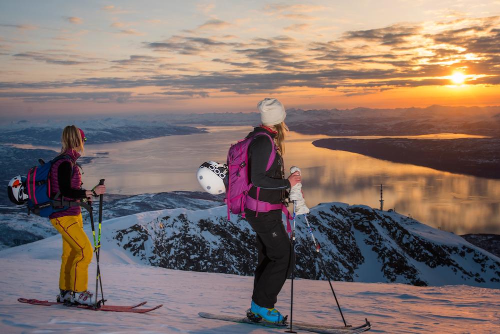 Visit Narvik_Skitouring_copyright-Rune-Dahl