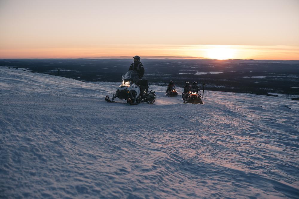VAE Finnland Lapland Safaris Outdoor ©Lapland Hotels & Safaris