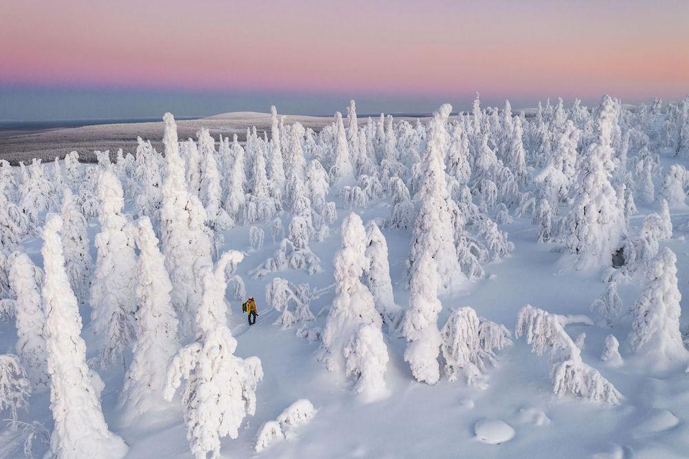 VAE Finnland Salla Outdoor winter ©Salla