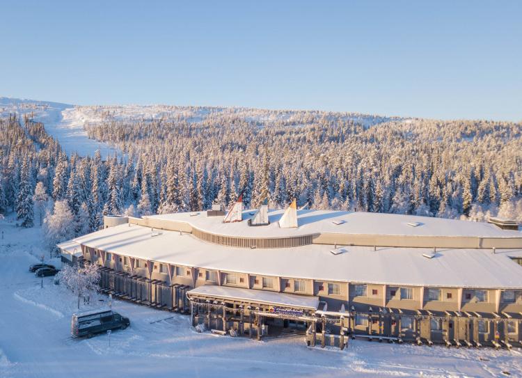 VAE Lapland Hotels Luostotunturi Outdoor ©Lapland Hotels