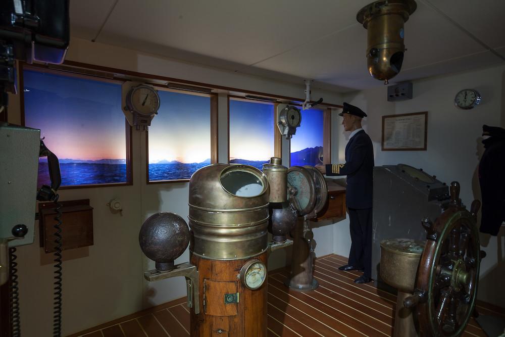 VAE Museum Nord Hurtigruten Museum ©Kjell Ove Storvik
