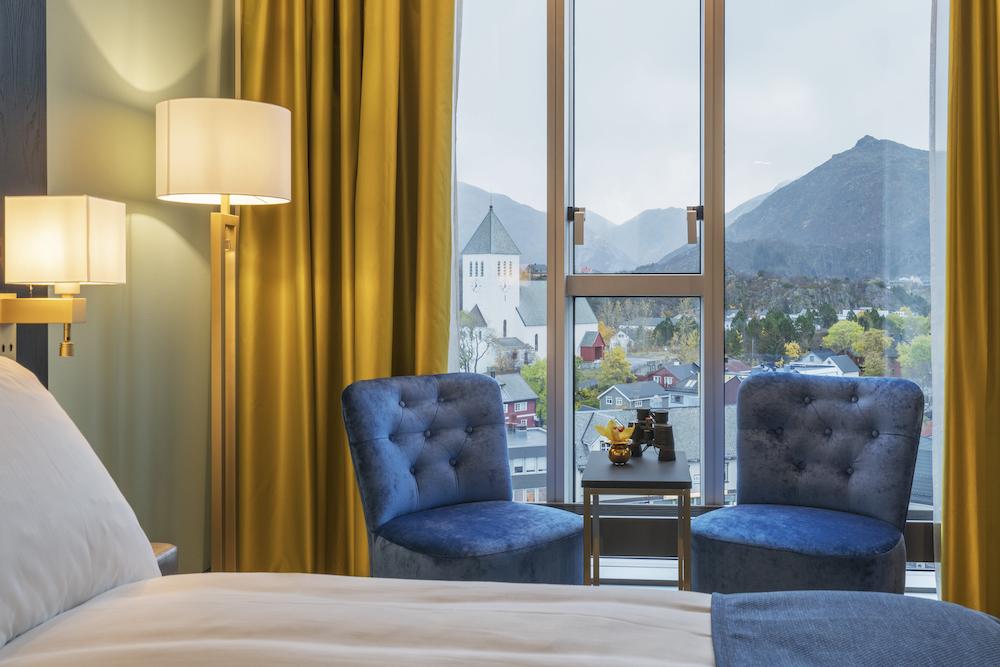 VAE Thon Hotel Lofoten Room © Thon Hotel Lofoten
