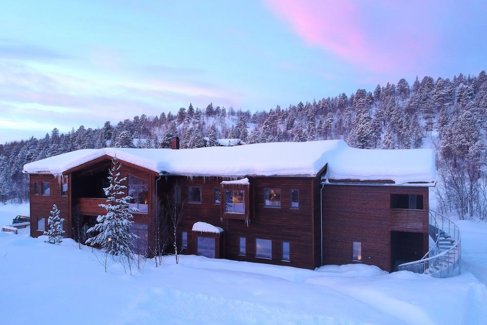 VAE Norway Bjørnfjell Mountain Lodge
