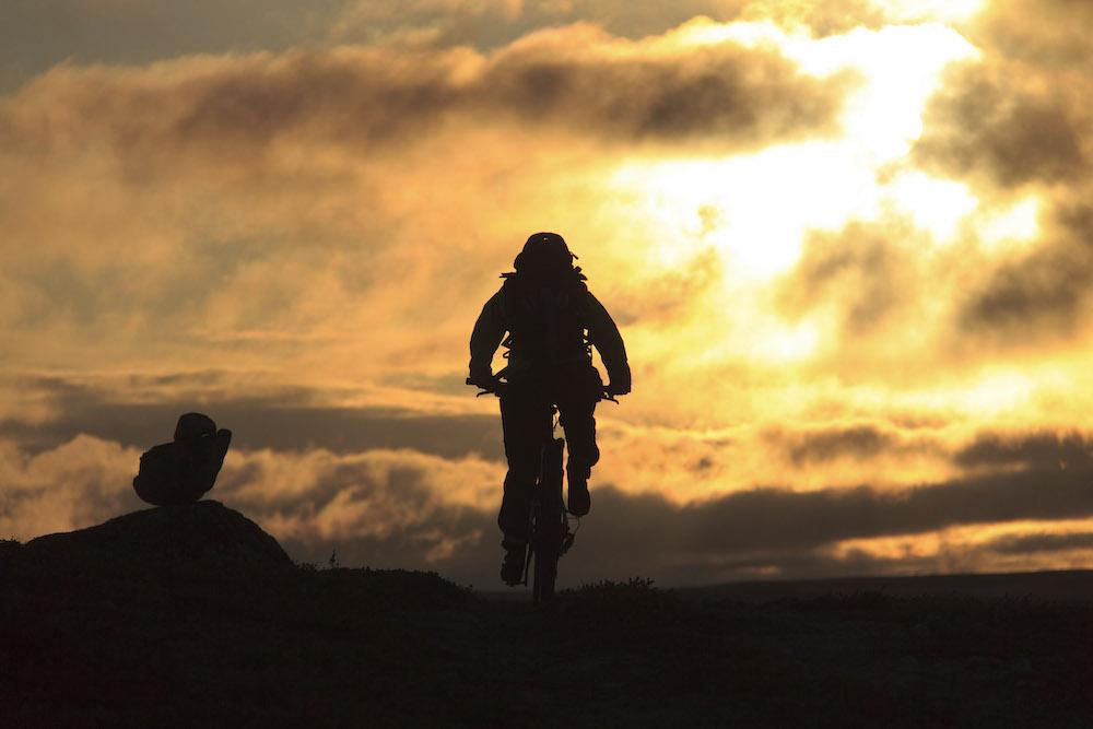 VAE Norway Glød Explorer AS Biking ©Glød Explorer AS