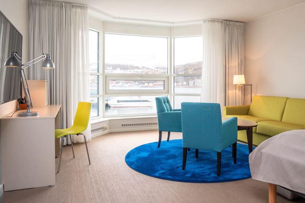 VAE Norway Thon Hotel Hammerfest Zimmer